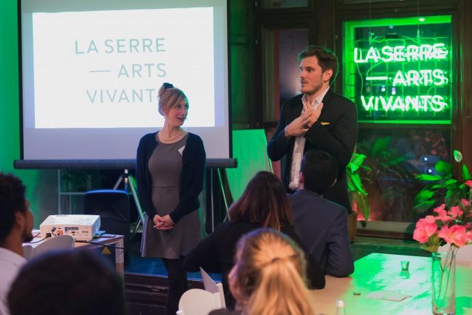 Rallye des arts / LA SERRE arts vivants