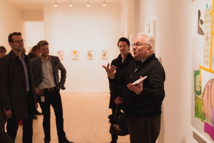 Pierre-François Ouellette art contemporain