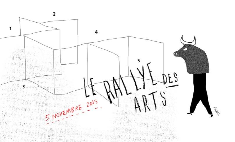 Rallye des arts 2015
