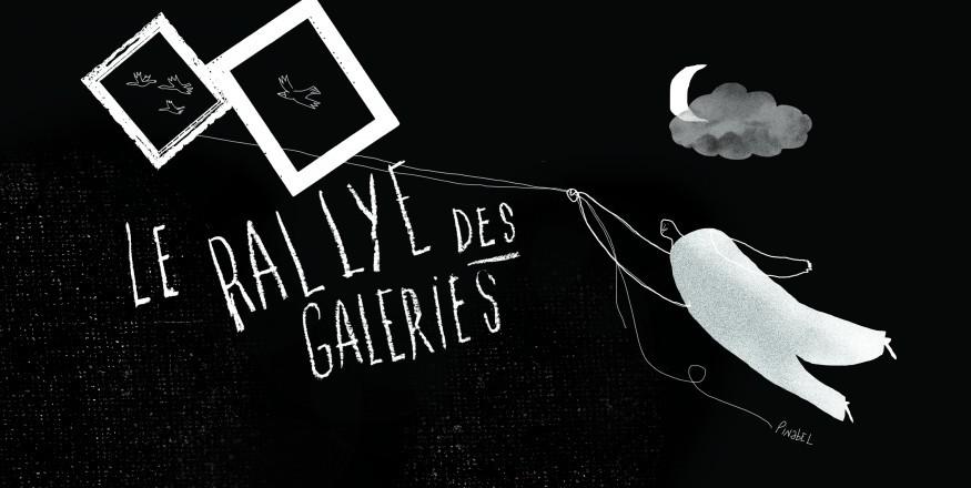 Le 8e Rallye des galeries : plongez dans l'univers des artistes visuels montréalais!
