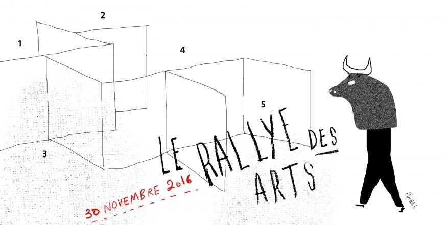 Rallye des arts</br>Le 30 novembre</br>au Monument-National!