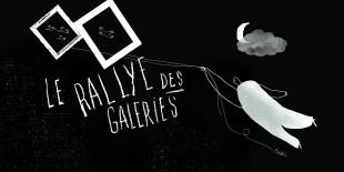 Le 8e Rallye des galeries
