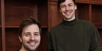 Patrick L Lacharité et Alex Trahan (@Vivien Gaumand)